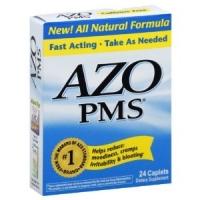 AZO PMS, Caplets 24 ea