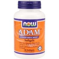 Adam - 120 comprimes - Now foods