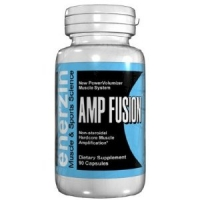 Amp Fusion - Booster Musculaire  90 caps ( Chrysin -D-ribose)
