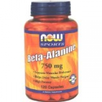 Beta Alanine  750 gr 120 caps