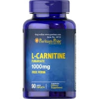 CARNITINE FUMARATE 1000 MG   90 CAPS  3 BOITES  270 CAPS