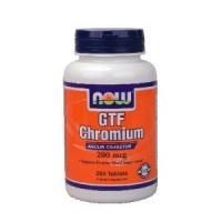 Chromium 200 mcg Yeast Free  250 caps