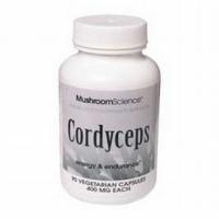 Cordyceps Cs-4 - 90 Vegetarian Capsules/400mg