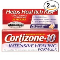 Cortizone-10  2 Tubes
