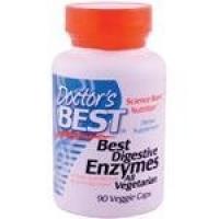Enzymes digestifs  90 caps