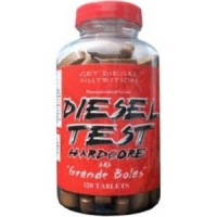 DIESEL TEST HARDCORE 128 caps