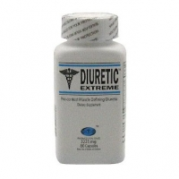 DIURETIC XTREME 3325 mg  80 caps  -Diuretique Puissant