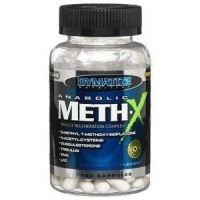 Dymatize Anabolic Meth-X, 100-Count Capsules