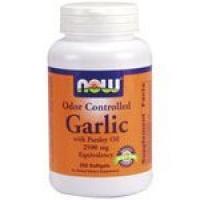Garlic -Ail sans odeur -250 caps