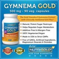 Gymnema GOLD, 500mg, 90 veggie capsules