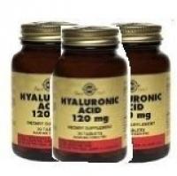 ACIDE HYALURONIQUE  120 mg  - 30 / 3 BOITES