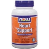 Heart support - 120 comprimes - Now foods