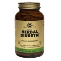 Herbal Diuretic - 100 vegetable capsules