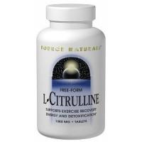 L-CitrullinE 1000 Mg 120 caps