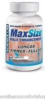 MAX RIZE MA\X SIZE APHRODISIAQUE 60 CAPS