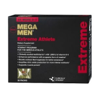 MEGA MEN EXTREME ATHLETE 30 PACKS
