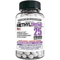 METHYLDRENE 25 ELITE  100 CAPS