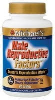 Male Reproductive Factors-Reproduction Hommes - 60 capas