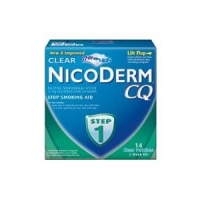 NICODERM CQ  14 MG  - 14 PATCHES