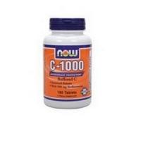 Now Foods, Vitamin C-1000  180 Caps