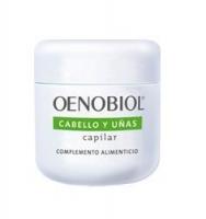 Oenobiol pour Cheveux et Ongles 30 caps