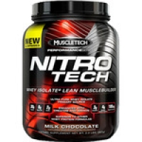 PROTEINE NITRO-TECH HARDCORE SERIES (1.8Kg)