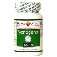 PYCNOGENOL 100 MG 60 CAPS
