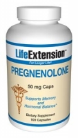 Prégnénolone 100 caps , 50 mg