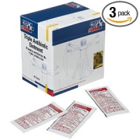 Premier pack antibiotique de75 sachets ( coupures etc..)