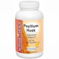Psyllium 560 mg 60 caps