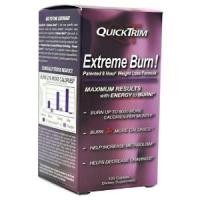 QuickTrim Extreme Burn de Kim Kardashian - 120 caps