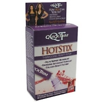 QuickTrim Hot Stix Antioxydant - 20 sachets