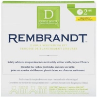 REMBRANDT  KIT BLANCHIR DENTS EN 2 H