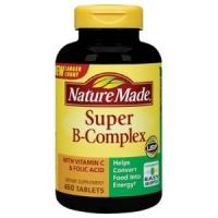 Super B Complex 460 comprimés