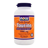 TAURINE 1000 MG 250 Caps