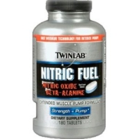 Nitric Fuel, Strenght + Pump 180 tablets