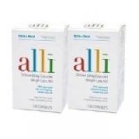 Alli ( 2 boites) 60 mg  120 Pilules soit 240 Pilules( maigrir /o