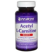 ACETYL CARNITINE 500 MG   60 CAPS