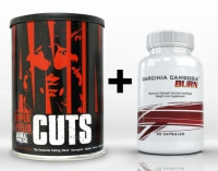 ANIMAL CUTS + GARCINIA CAMBODGIA