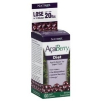 Acai Berry Diet - 60 Capsules