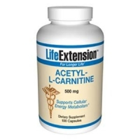 ACETYL CARNITINE 100 CAPS