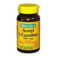 Acetyl-L-Carnitine  250 mg 30 caps