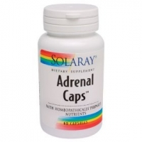 Adrenal Caps 170mg - 60 - Capsules