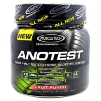 Anotest  , 284 gr , Booster de Testosterone