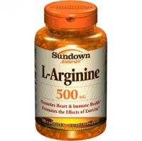 Arginine 500 mg 90 caps