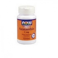 Astaxanthin 4 mg , 60 Caps