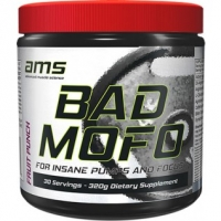 BAD MOFO PRE-ENTRAINEMENT 320 GR   FRUIT PUNCH