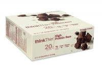 BARRES THINK THIN   10 X 60 GR CHOCOLAT NOIR