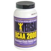 BCAA 2000 Universal , 120 caps