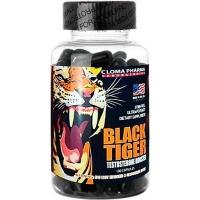 BLACK TIGER  100 CAPS TESTOSTERONE BOOSTER